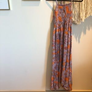 NEW Free People New Heat Wave Maxi Dress XS $108